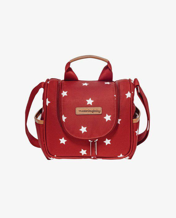 Frasqueira Térmica Emy Vermelho Navy Star - Masterbag Ref 12nvy238