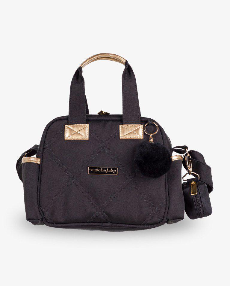 Frasqueira Térmica Luana Soho Black - Masterbag Ref 11sho236