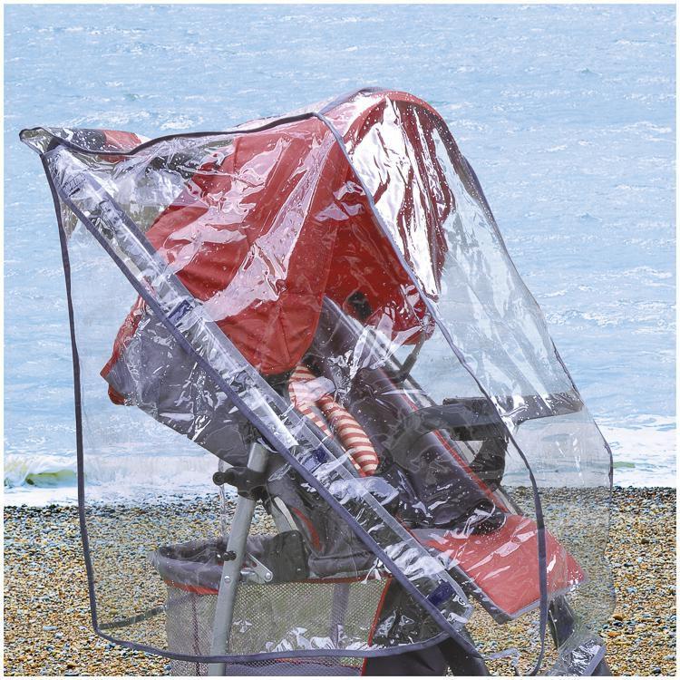 Capa de Chuva Para Carrinho Drops - Kiddo Ref 214