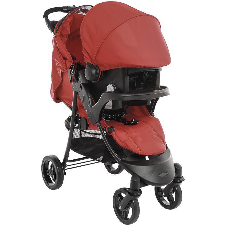 Carrinho Ômega Vermelho - Kiddo Ref 5203