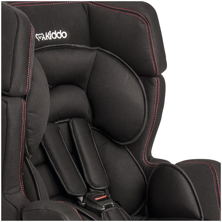 Cadeira Auto Cosmos Preto - Kiddo Ref 562 Preto