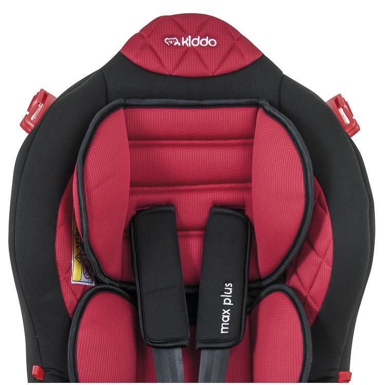 Dispositivo de Retenção Max Plus Preto/vermelho - Kiddo Ref 566
