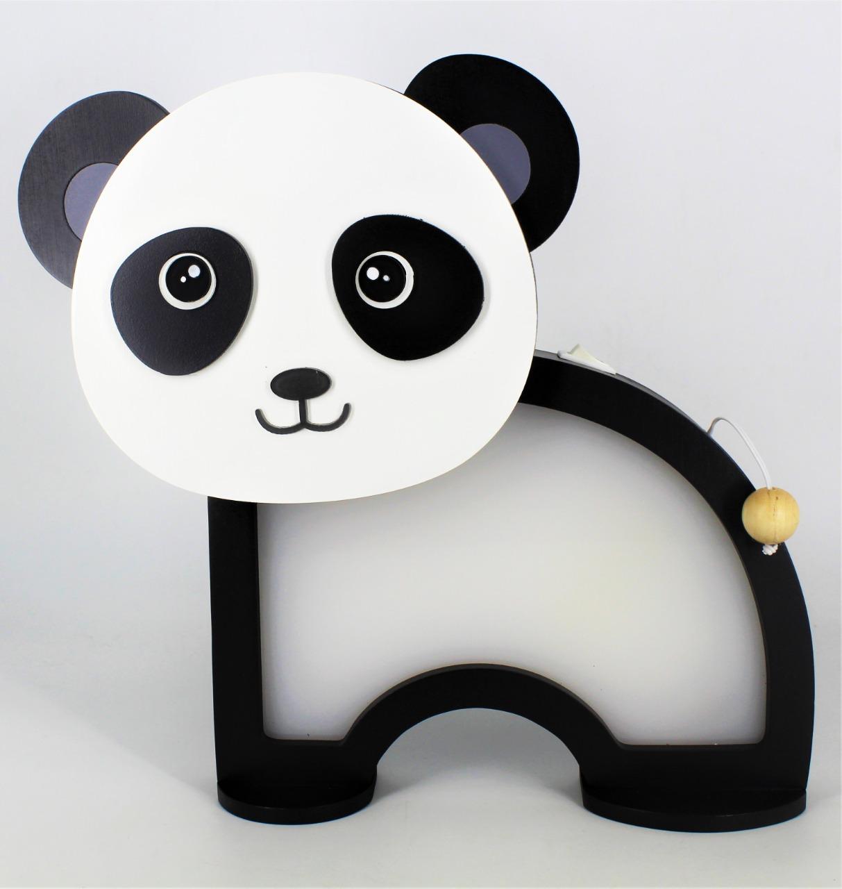 Luminária de Panda - RH Luminária Ref Lb-13