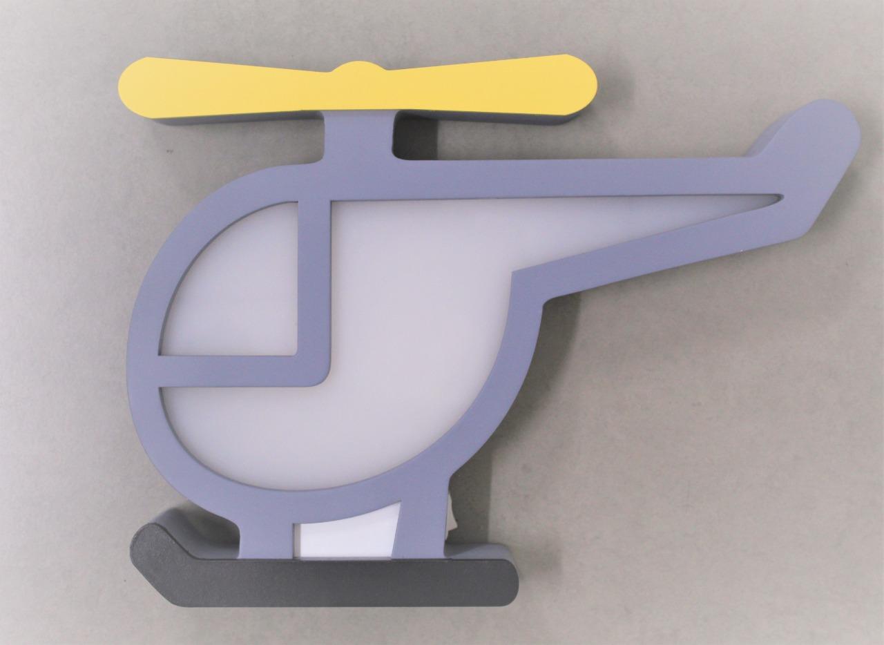 Luminaria Elicoptero - RH