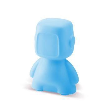 Luminária Robo Azul - Decorfun