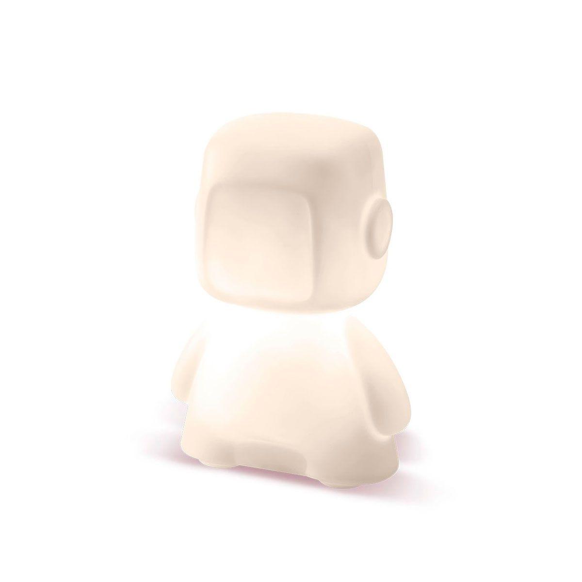 Luminaria Robo Natural - Decorfun