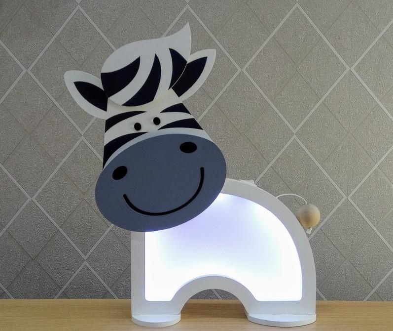 Luminaria Zebra  - Rh