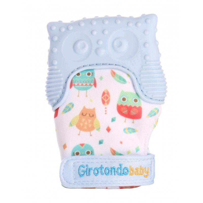 Luva Mordedora Azul - Girotondo Baby Ref Lp8101