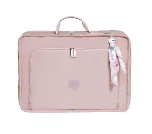 Mala de Viagem Vintage Rose Flora - Masterbag Ref 11flo402