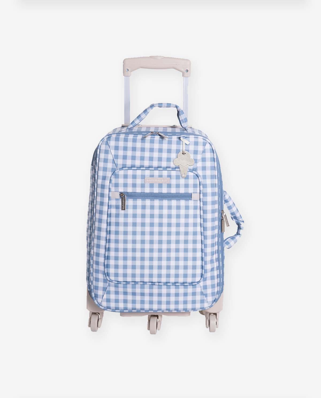 Mala Rodinha Azul Sorvete - Masterbag Ref 12sor404