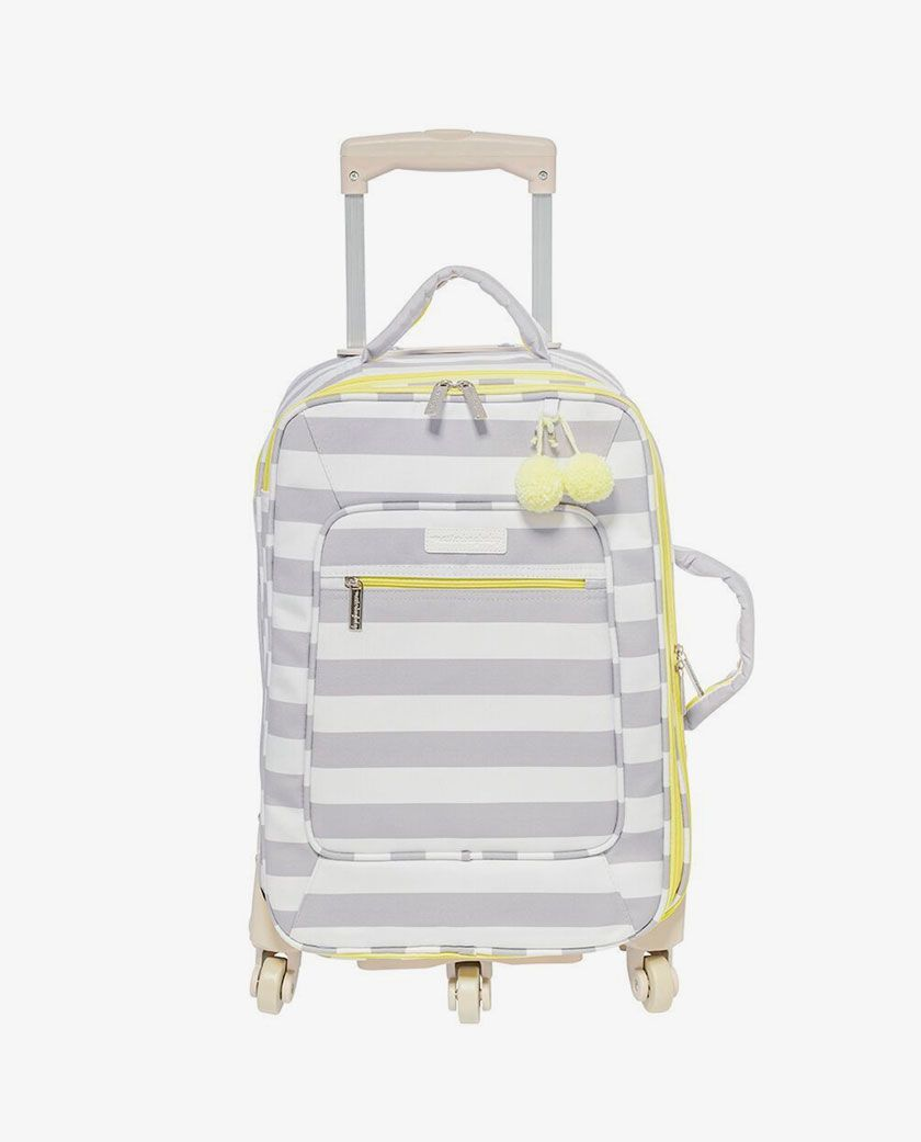 Mala Rodinha Ice Yellow Candy Color - Masterbag  Ref12can404