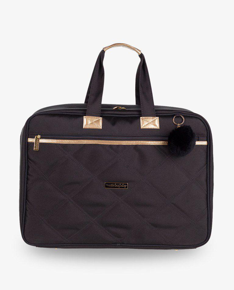 Mala Viagem Mia Black Soho - Masterbag Ref 11sho295