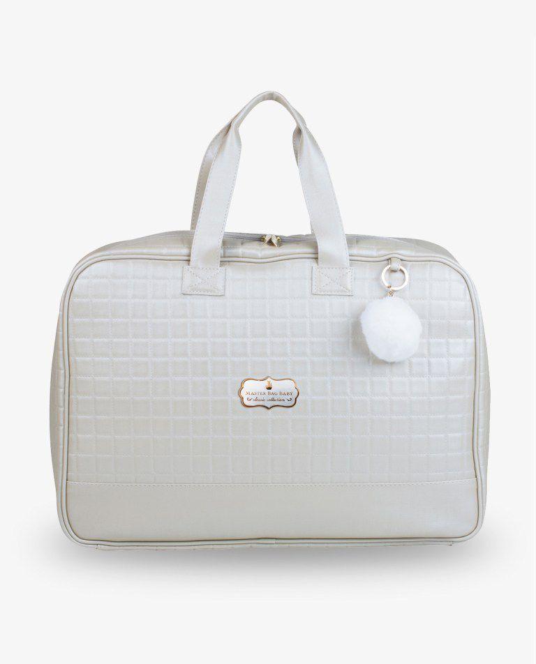 Mala Vintage Pug Pérola Bunny - Masterbag Ref 11bun403