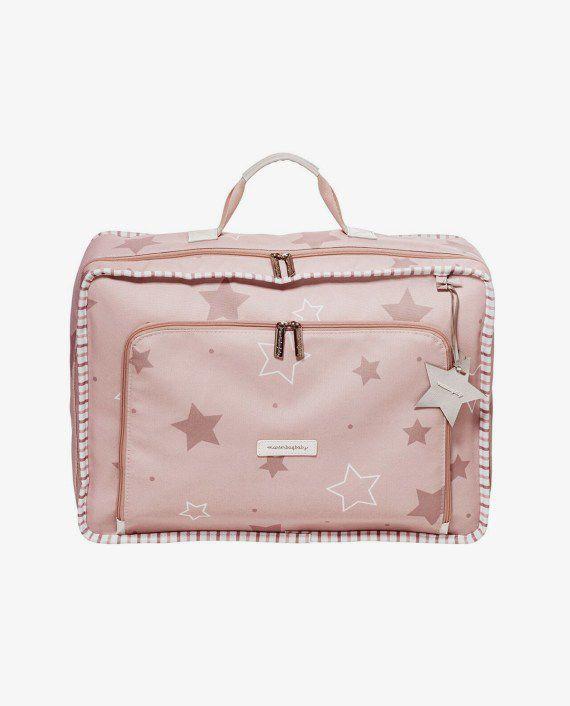 Mala Vintage Rose Estrelas - Masterbag Ref 12est402