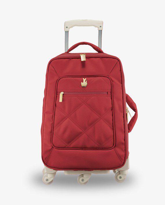 Mala Rodinha Cereja Classic Nylon - Masterbag Ref 11clny404
