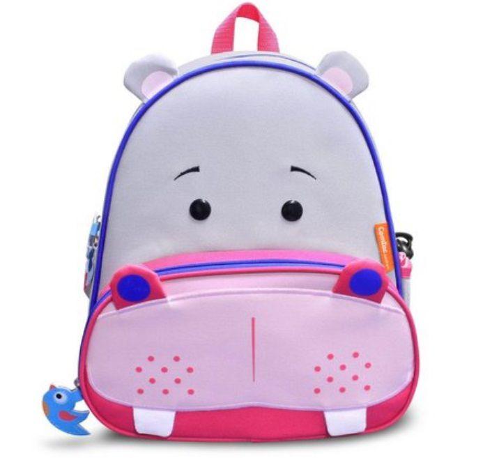 Mochila Lets go Hipopótamo Frida - Comtac