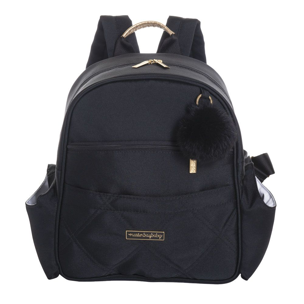 Mochila lu Black Soho - Masterbag Ref 11sho312