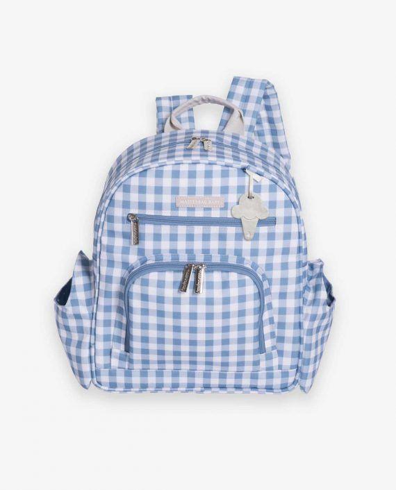 Mochila Noah Azul Sorvete  - Masterbag Ref 12sor307