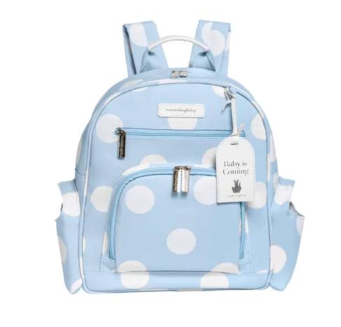 Mochila Noah Bubbles Azul - Masterbag Ref 12bub307
