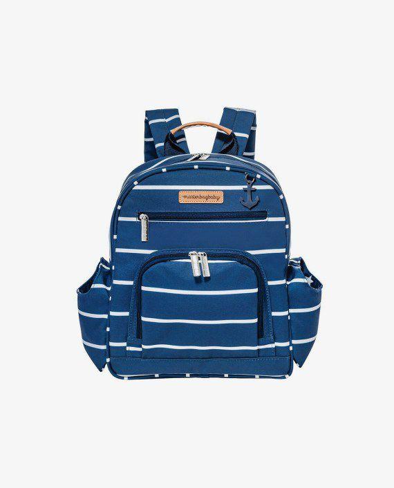 Mochila Noah Marinho Navy Star - Masterbag Ref 12nvy307