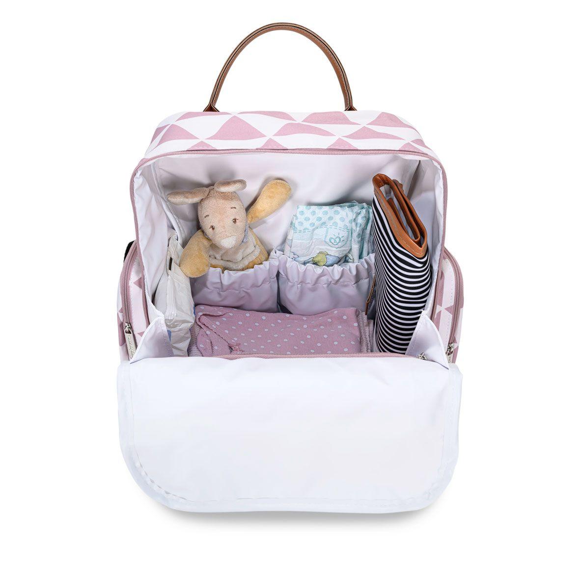 Mochila Urban Manhattan Rosa - Masterbag Ref 12MAN313