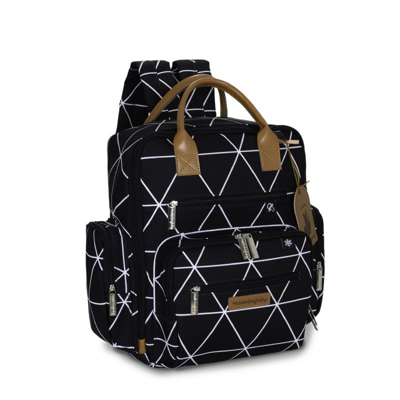 Mochila Urban Preto - Masterbag Ref 12MAN313P