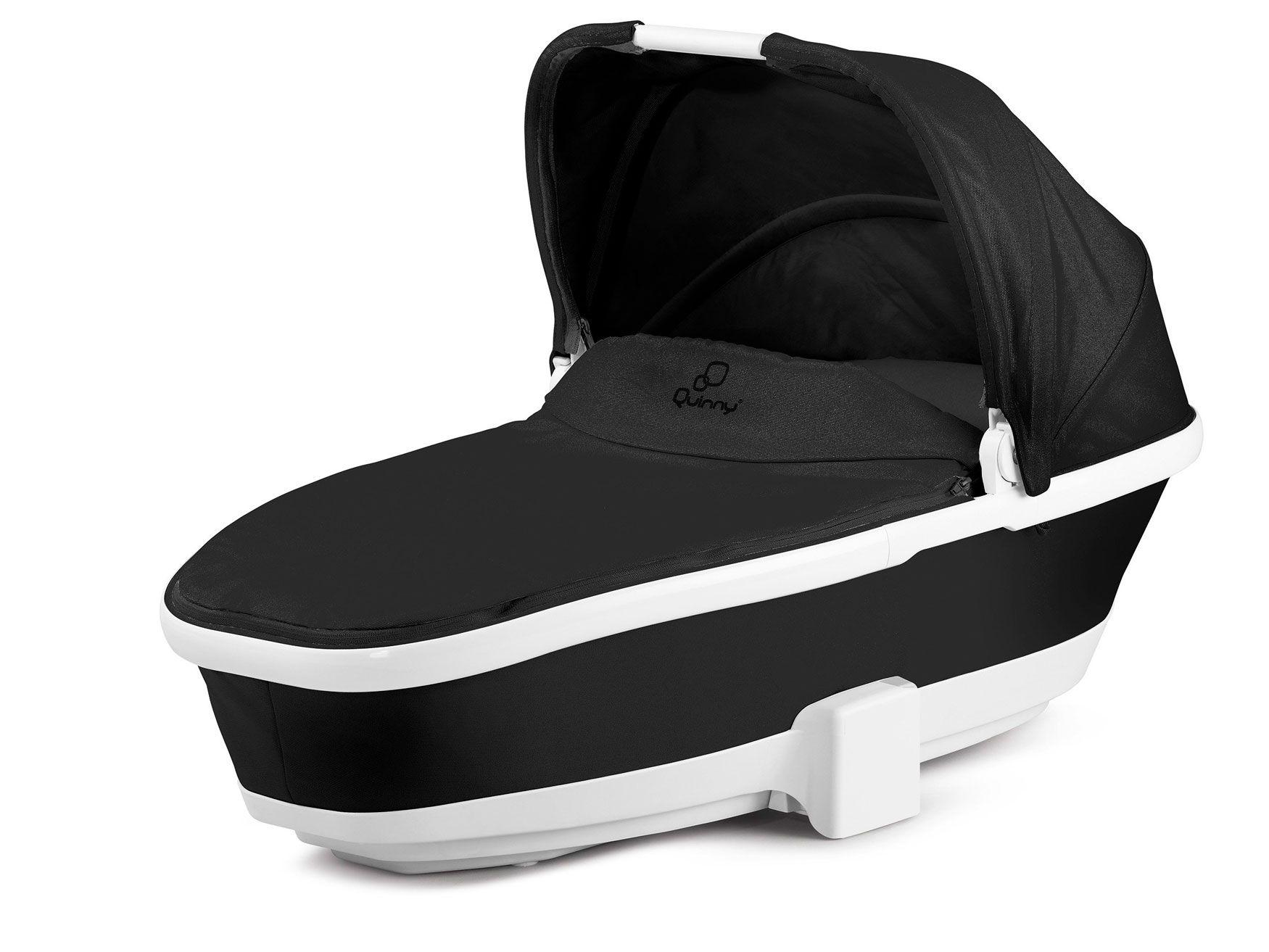 Moises Foldable Carrycot Black Irony - Quinny Dorel Ref 7690