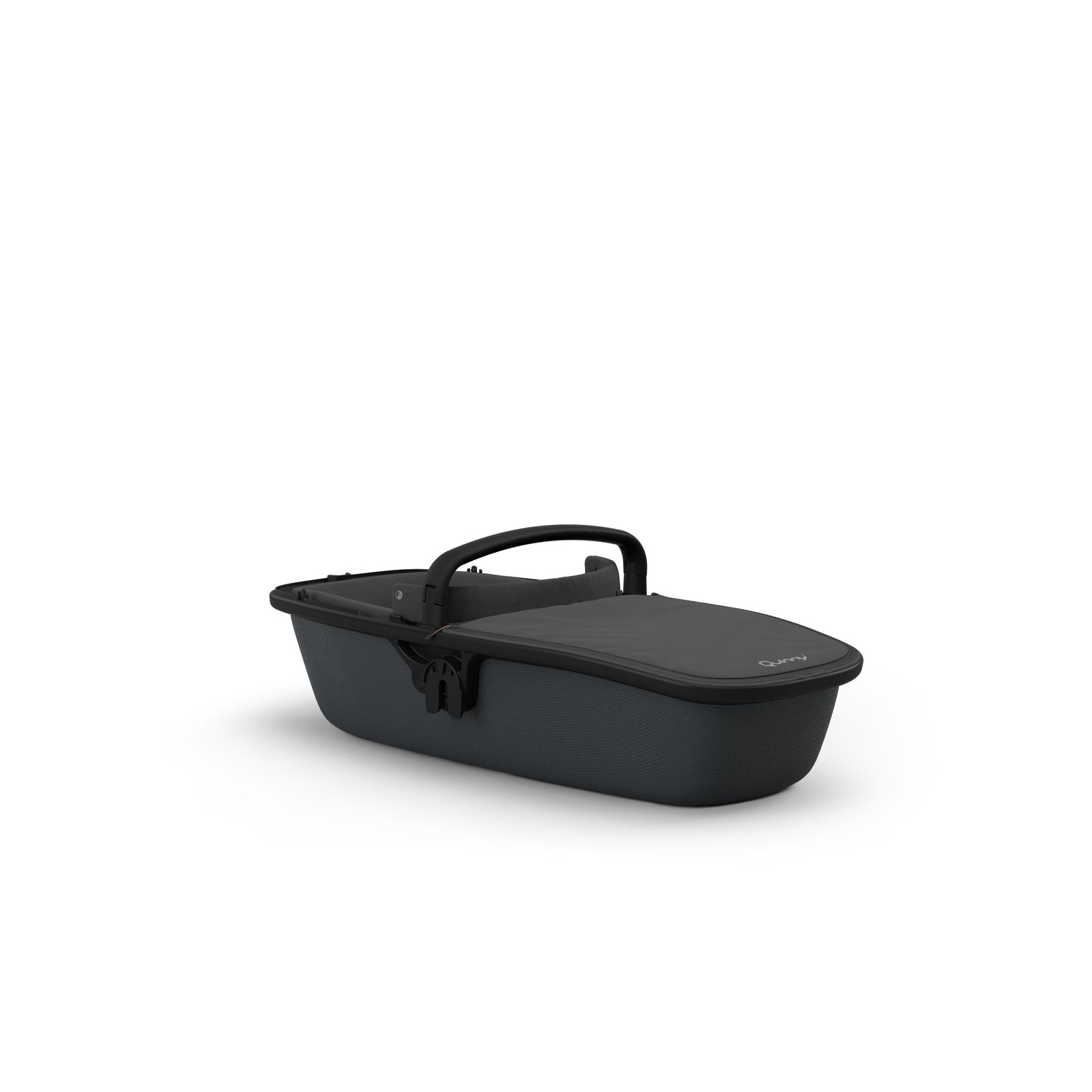 Moisés Zapp Lux Carrycot Zapp  Black Graphite Quinny - Dorel  Ref Imp91491