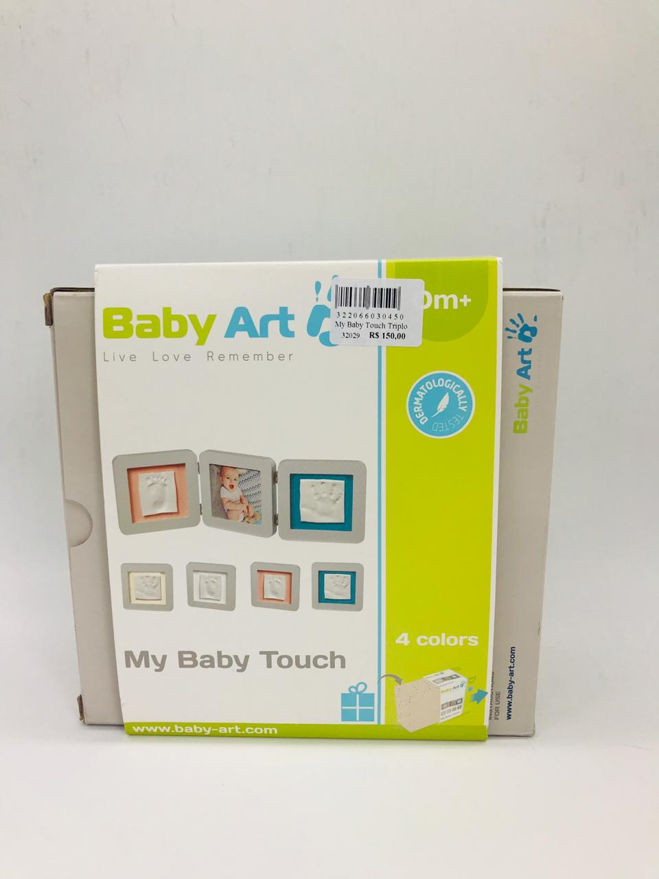 MY Baby Touch Triplo - Baby Art Ref 3601095300