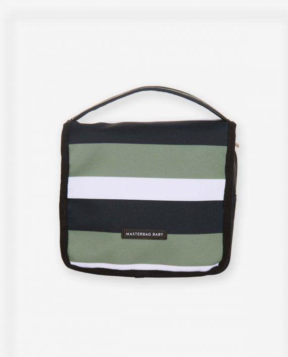 Necessaire Viagem Oliva Brooklyn  - Masterbag Ref 12bro608