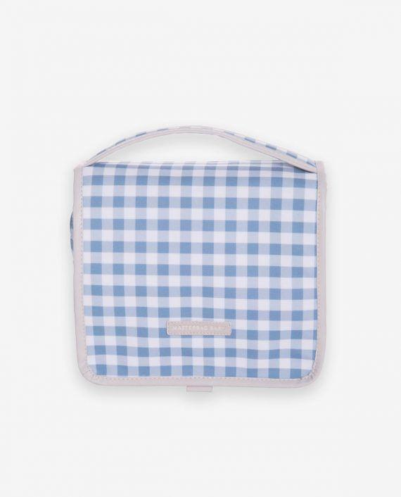 Necessaire Viagem  Azul Sorvete- Masterbag Ref 12sor608