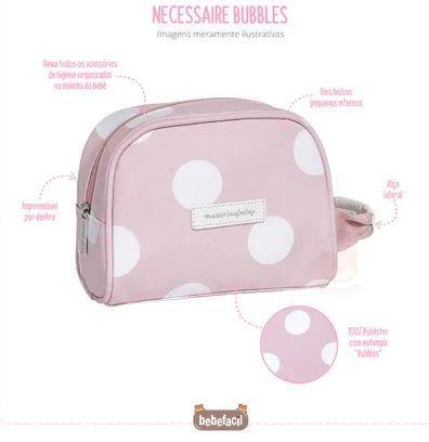 Necessarie Baby Bubbles Rosa - Masterbag Ref 12bub269
