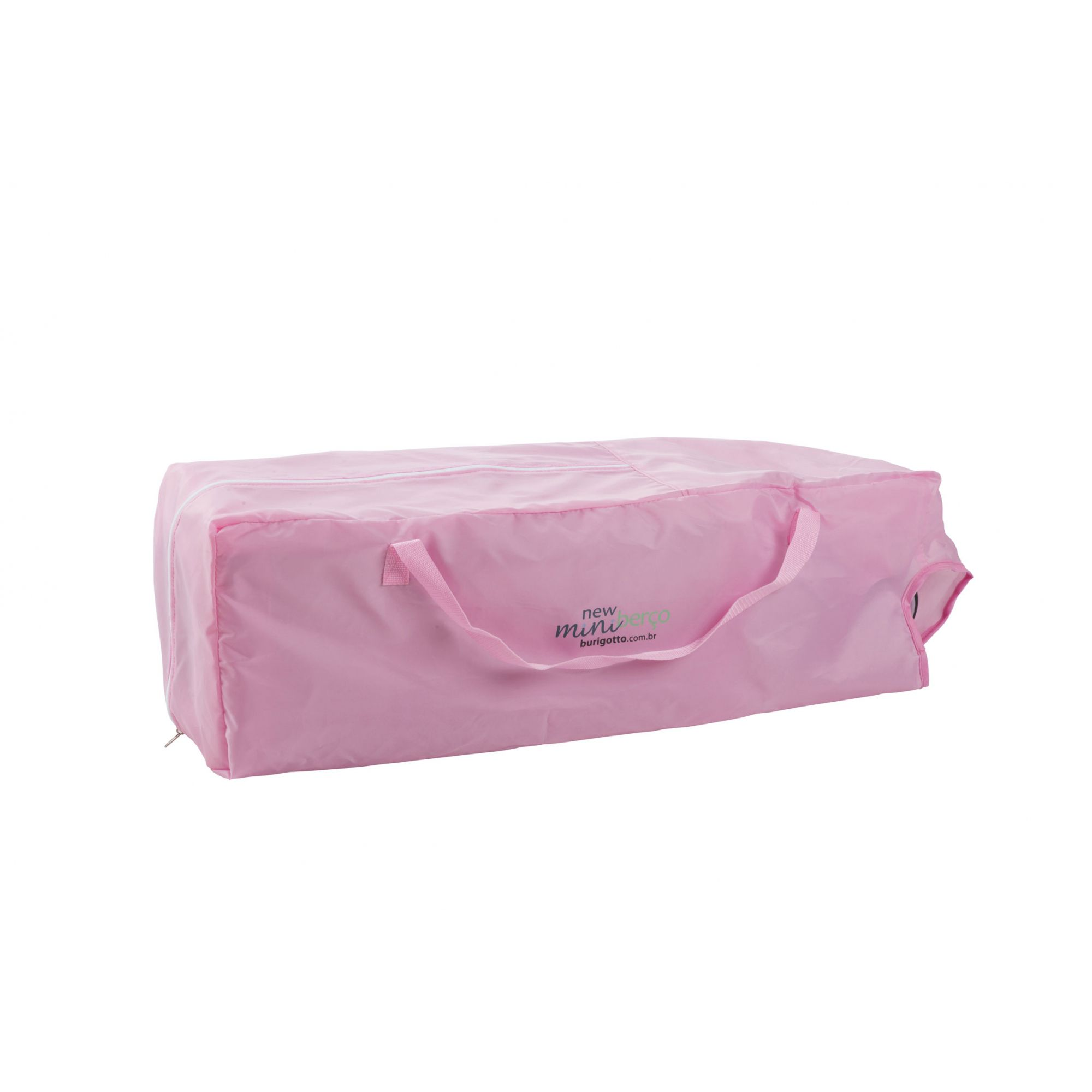 New Mini Berço Pink - Burigotto Ref Ixbe5103pkc7 Pink