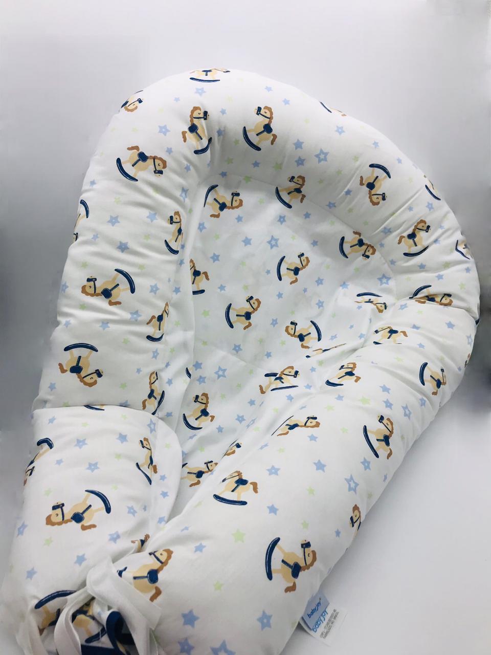 Ninho Redutor de Berço Cavalinhos - Baby Joy 04144101010002