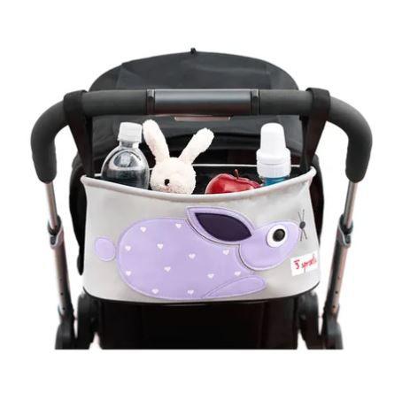 Organizador de Carrinho Coelho Rabbit - Bup Baby