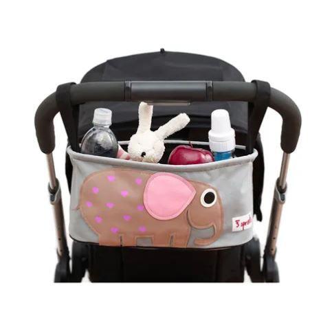 Organizador de Carrinho Elefante - Bup Baby