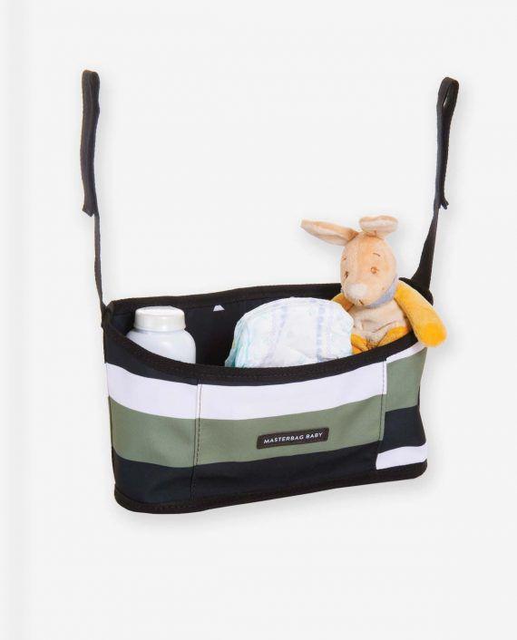 Necessaire Carrinho Oliva Brooklyn - Masterbag Ref12bro401