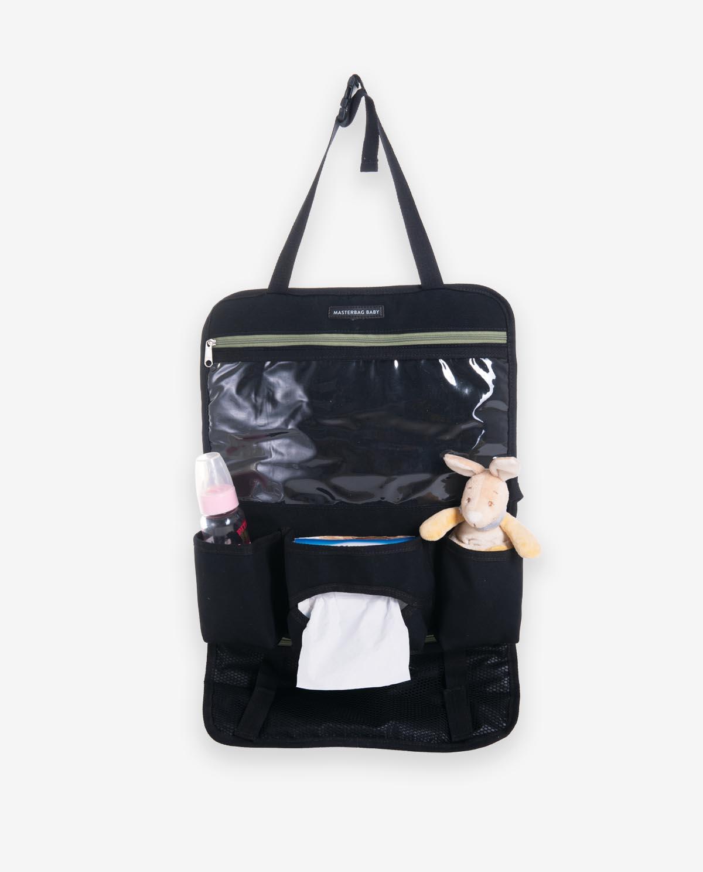 Organizador Carro Preto/oliva Move - Masterbag Ref 11mov607