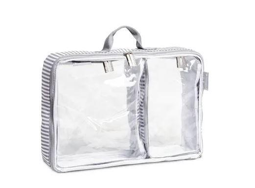 Organizador de Mala Bubbles Cinza - Masterbag