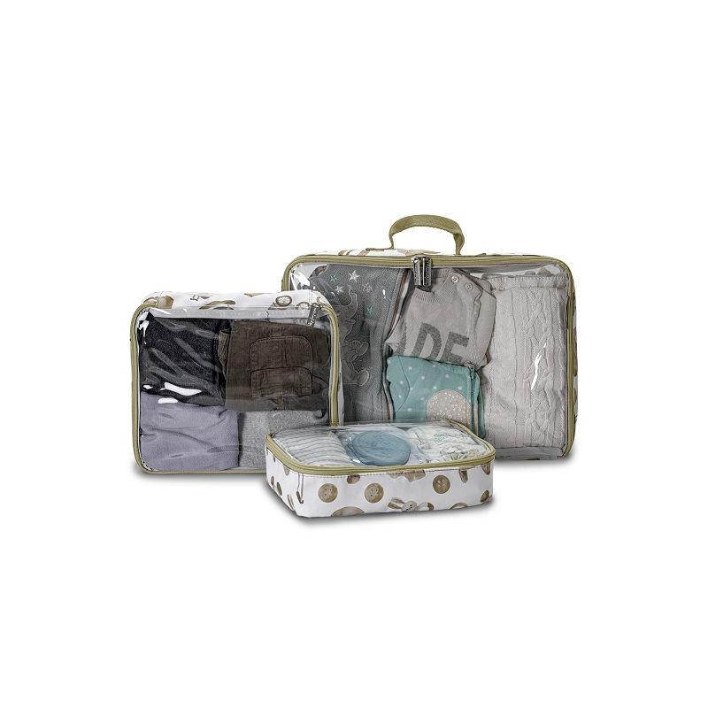 Organizador Mala Caqui - Masterbag Ref 11BAB606