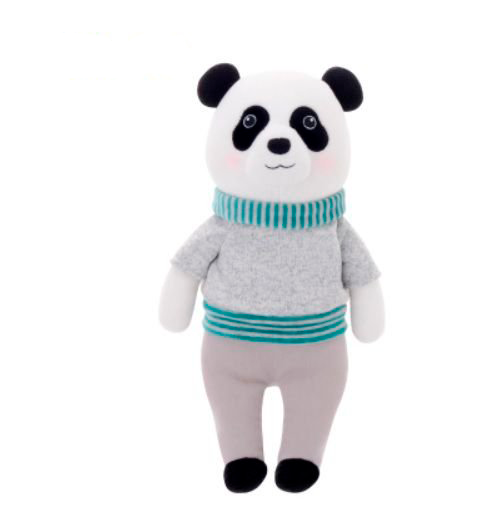 Panda Cinza - Metoo Ref 2278