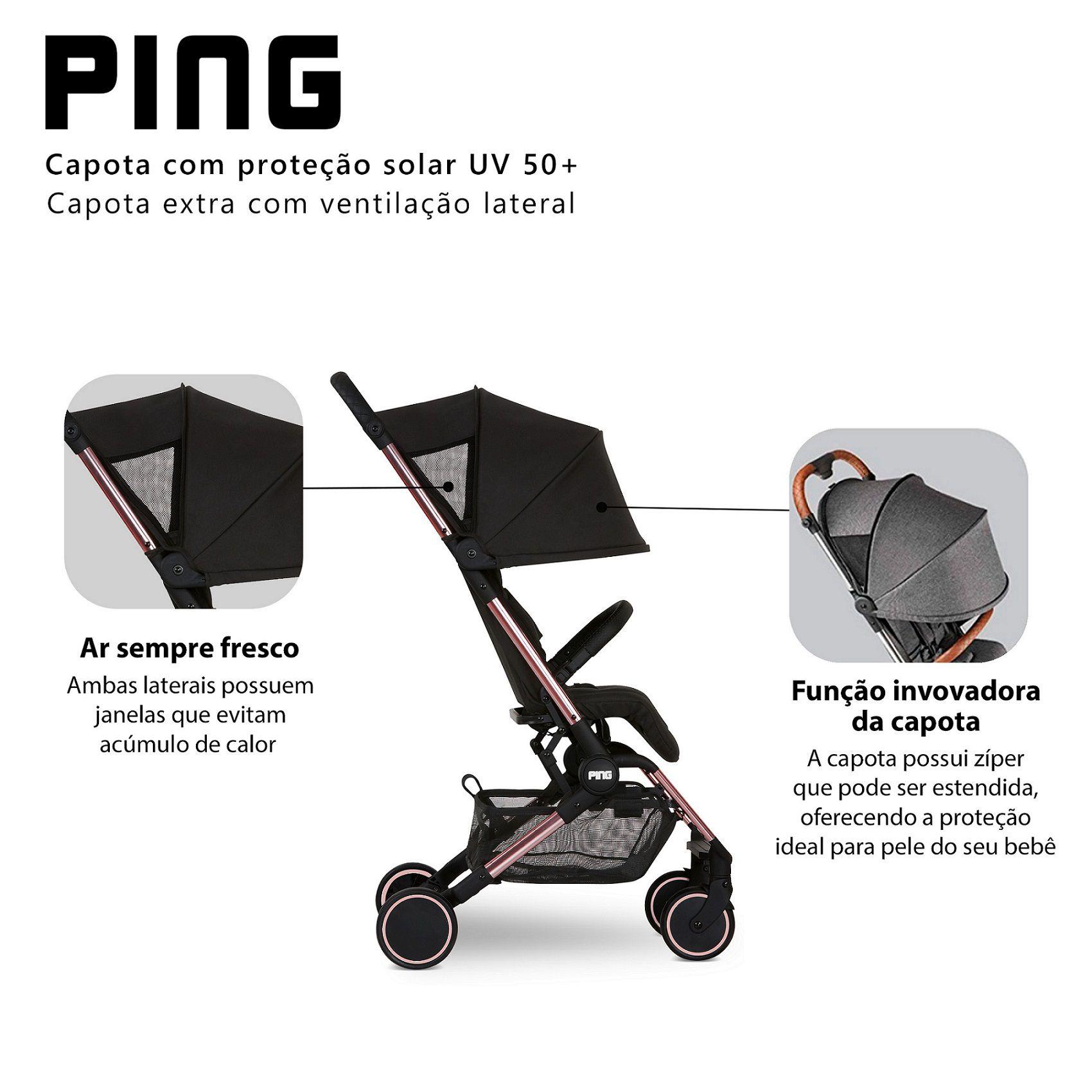 Ping Diamond Rose Gold - ABC Design
