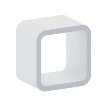 Prateleira Nicho Joy 29 Branco - Cia do Móvel