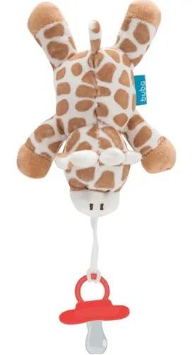 Prendedor De Chupeta Girafinha Buba Ref 11783