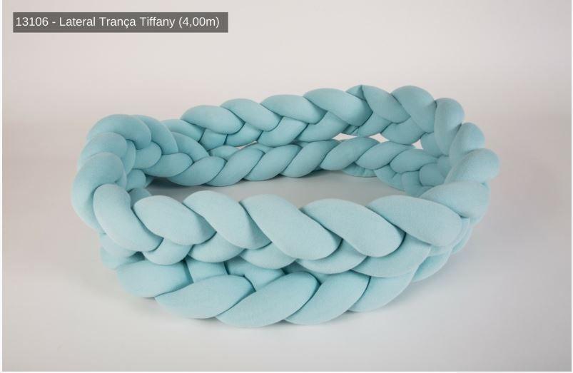 Protetor de Berço Trançado Tiffany - Biah Baby