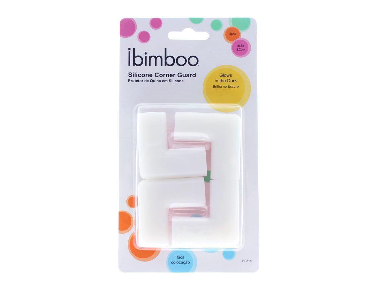 Protetor de Quina Silicone - Ibimboo Ref B9214