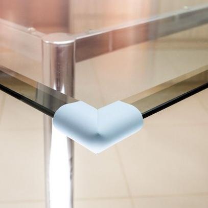 Protetor Para Quina de Vidro Formato u Azul Comtac Ref 56124227