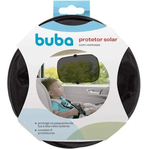 Protetor Solar Com Ventosas 2 Unid Buba Baby Ref 10503