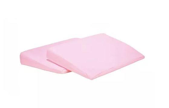 Travesseiro Rampa p/ Berço Rosa - Bambi Incomfral Ref 02002701010004