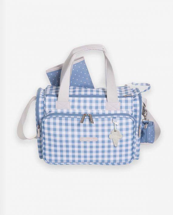 Bolsa Térmica Anne Azul Sorvete - Masterbag Ref 12SOR210